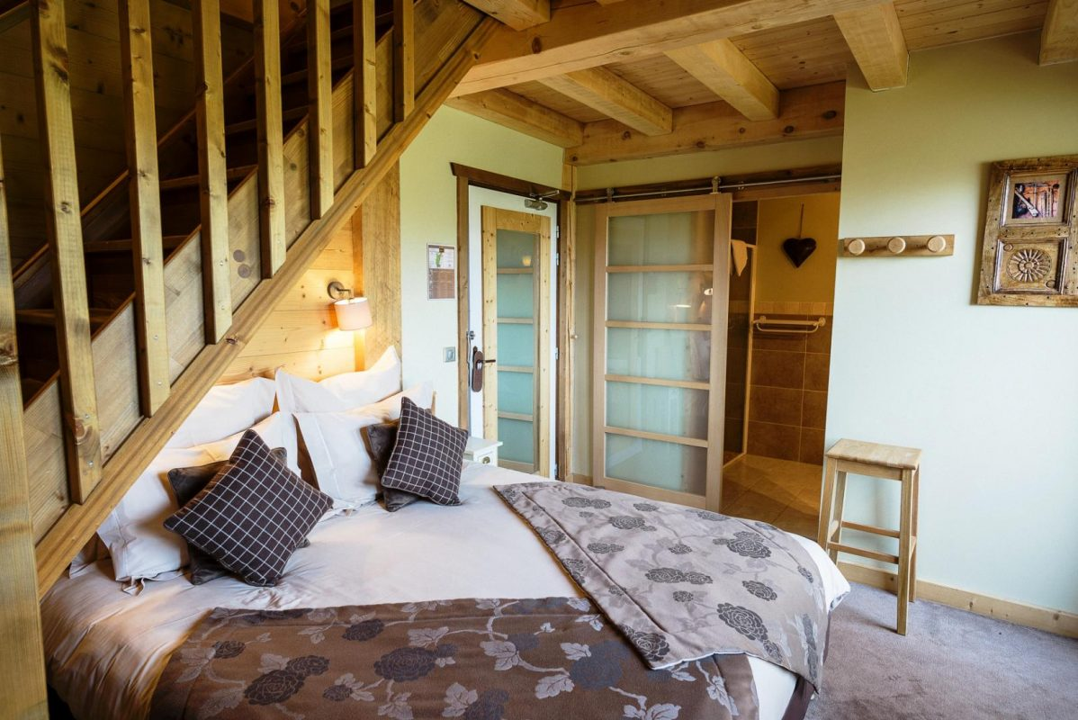 Chambre Luxe Le Cocoon